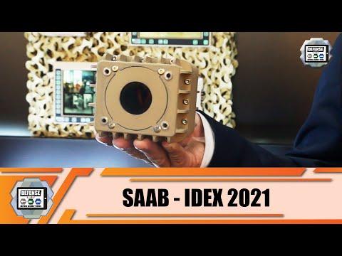 IDEX 2021 Saab reveals Rugged Camera Module – Infrared as first UAE-developed product Abu Dhabi UAE