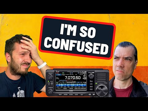 Starting Out in Ham Radio?   Navigating the Basics and 101's