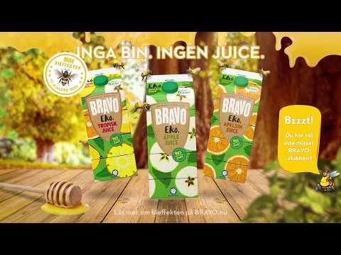 Bravo Juice - Inga bin. Ingen juice.