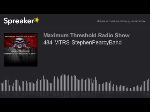 484-MTRS-StephenPearcyBand (made with Spreaker)