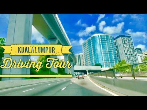 Kuala Lumpur Driving Tour to Best Nasi Lemak Ayam Goreng Village Park Restaurant