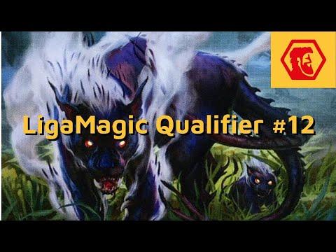 MTGA Rakdos Lurrus Gameplay - LigaMagic Qualifier #12 06/08/2020