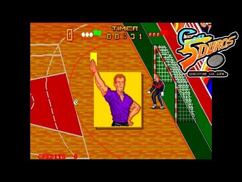 """KICK GOAL  - """"CON 5 DUROS"""" Episodio 832 (+Soccer Shootout SNES) (1cc)"""