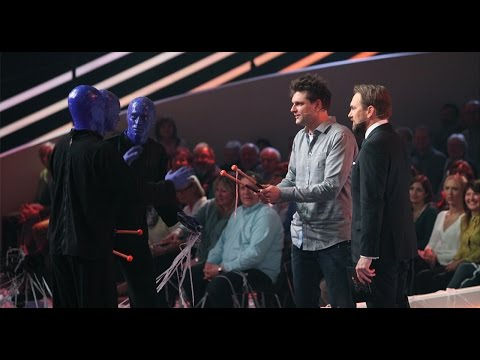 "BLUE MAN GROUP bei ZDF-Show ""I Can Do That!"""