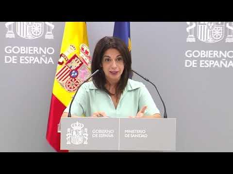 Comparecencia COVID-19/ Silvia Calzón 15-09-2020
