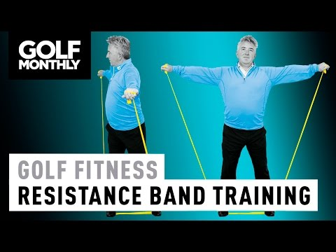 Golf Fitness Drills   R Poster