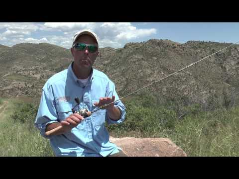 Chad LaChance explains how to choose a fishing rod