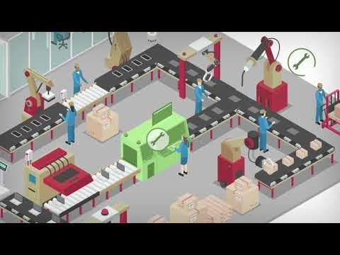 The Mitie Connected Workspace – how it works in manufacturing
