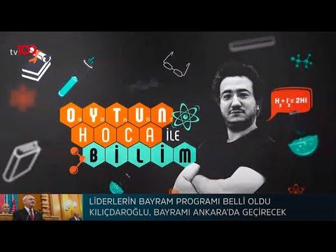 Elçin Tün - Oytun Hoca ile Bilim | 23 Mayıs 2020
