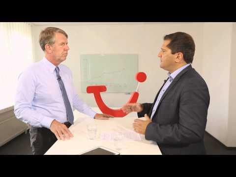TUI Talk: Fritz Joussen über die künftige Strategie der TUI Group