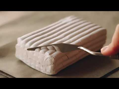 MAKING CLAY THINGS | trays, incense holders, & trinkets ´。•