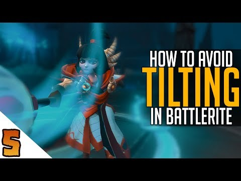 connectYoutube - How To Avoid Tilt in Battlerite