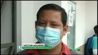 Los casos de contagios por COVID-19 aumentan en Guayaquil