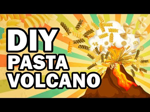 connectYoutube - DIY Pasta Volcano!!! - Corinne Vs Cooking