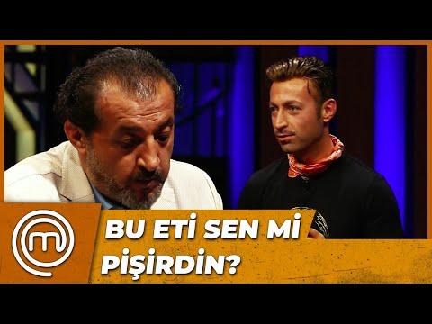 Mehmet Şef'i Şaşkına Çeviren Yarışmacı   MasterChef Türkiye 4. Bölüm