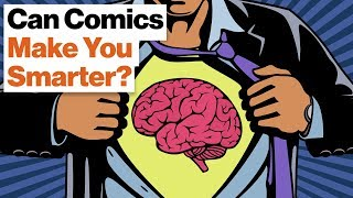 How Comic Books Can Make Kids (and Adults) Smarter | Gene Luen Yang