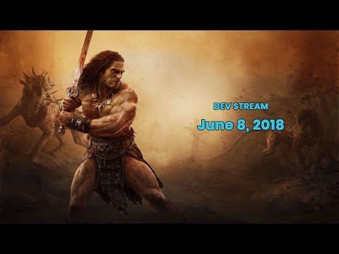 Conan Exiles Community Friday - Post-launch recap, roadmap and community clips