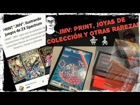 JMV: PRINT, Joyas de colección y otras rarezas