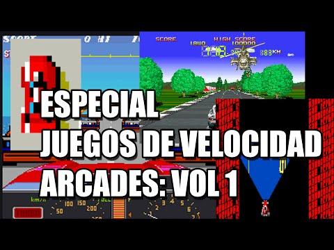 ARCADES DE VELOCIDAD VOL 1