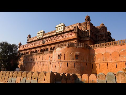 Forts of Rajasthan, India in 4K Ultra HD