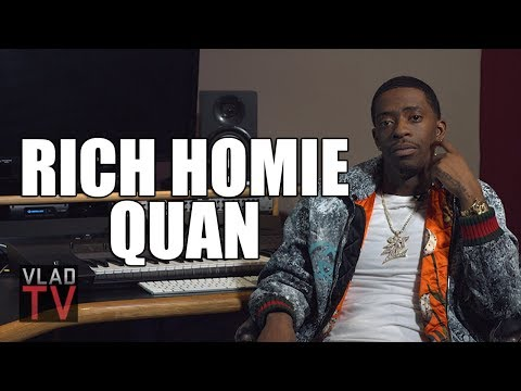 connectYoutube - Rich Homie Quan on Being Around His Son for Years & Not Knowing it Was His (Part 2)