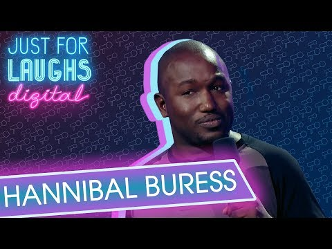 Hannibal Buress - Just for Laughs Festival 2014