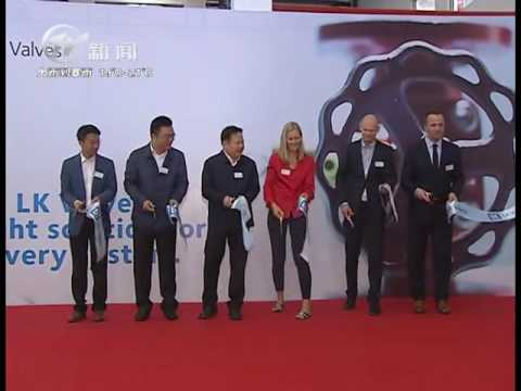 Grand opening of new factory in China
