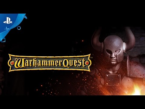 Warhammer Quest - Gameplay Trailer | PS4