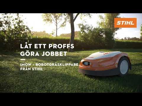 Robotgräsklippare från STIHL