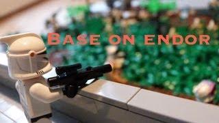 LEGO Star Wars The Clone Wars Clone Base on Endor (HUGE) LEGO WAR