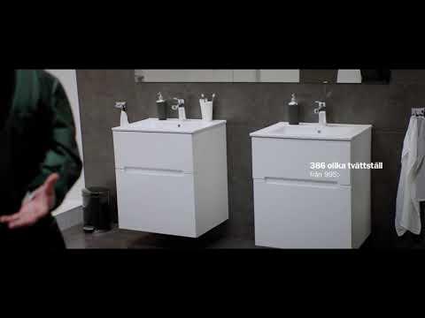 K-rauta - Förnya badrummet hos oss