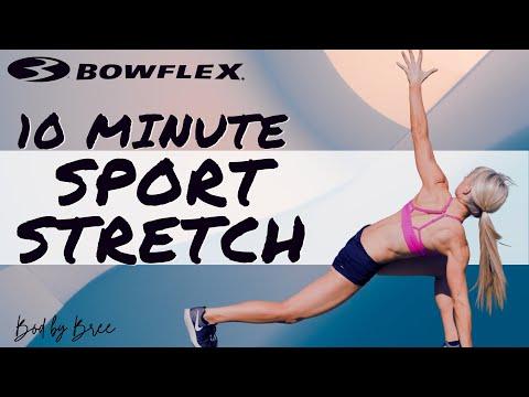 Bowflex® Live I 10-Minute Sports Stretch