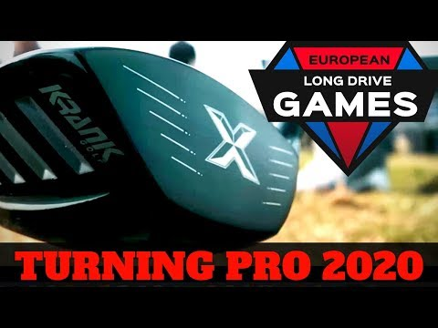 HOW I'M TURNING PRO IN LONG DRIVE FOR 2020