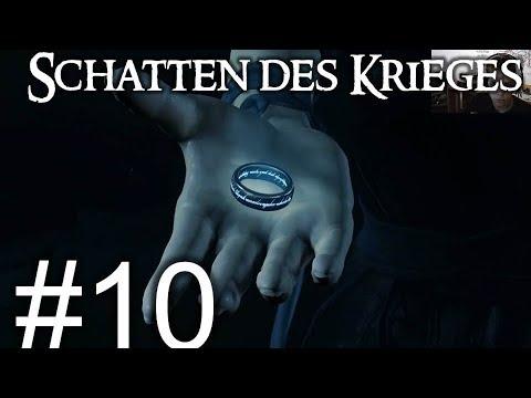 Mittelerde: Schatten des Krieges #10 Der Ring kommt zurück (Gameplay/ Lets play)