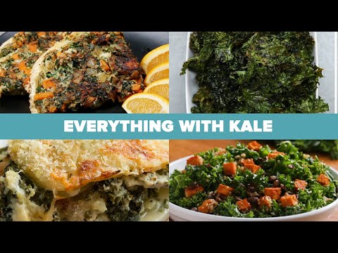 Quick and Tasty Kale Recipes