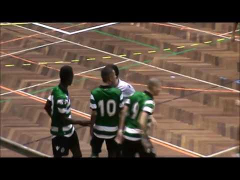 16/17 Golos Jornada 7 - Campeonato Nacional Sub20 - SCP 15 vs Leões de Porto Salvo 2