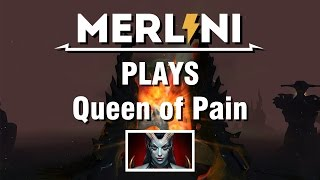 [Merlini's Catalog] Queen of Pain on 17.11.2014 - Game 5/5