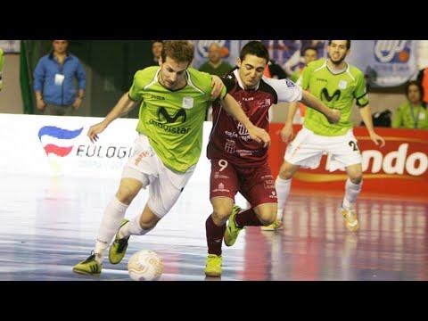 Inter Movistar – Caja Segovia | Cuartos de Final – Copa de España Alcalá de Henares 2013