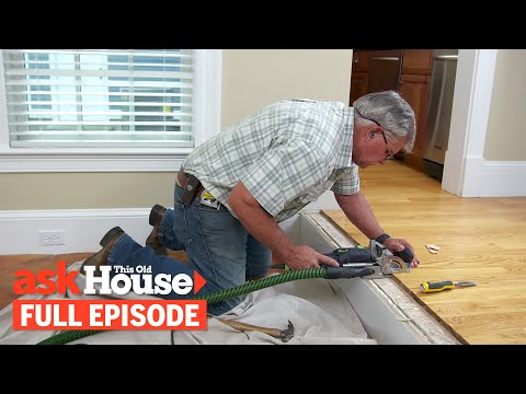 Ask TOH | Generator, Wood Floor: 1522