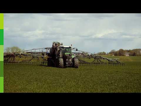 Matavfall blir biogödsel