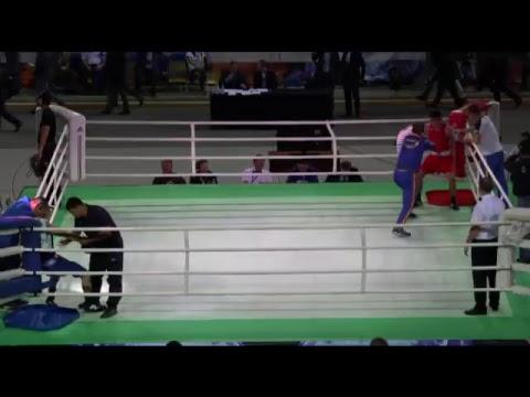 Кубок Конфедерации - 2017 полуфинал г. Алматы
