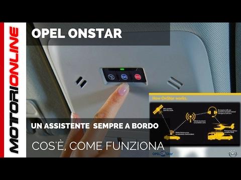 Opel OnStar: cos'è, come funziona | Approfondimento