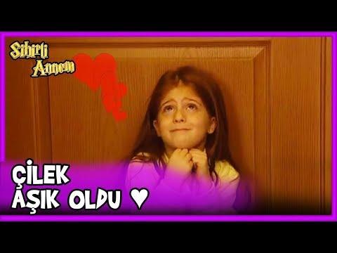 Çilek, Kerem'in Kuzenine AŞIK Oldu! ♥ - Sihirli Annem 38. Bölüm