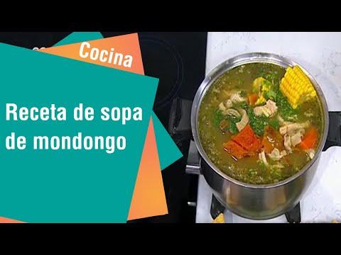 Receta de sopa de mondongo | Cocina