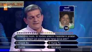 Kim milyoner olmak ister 202. bölüm Ali Ihsan Yüksel 08.04.2013