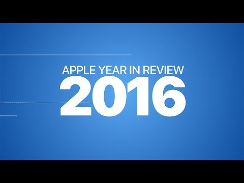 Apple Year in Review 2016