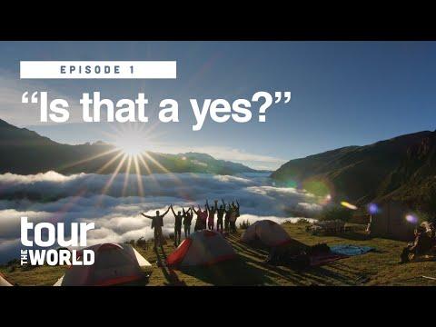 Tour the World - Ep 1: