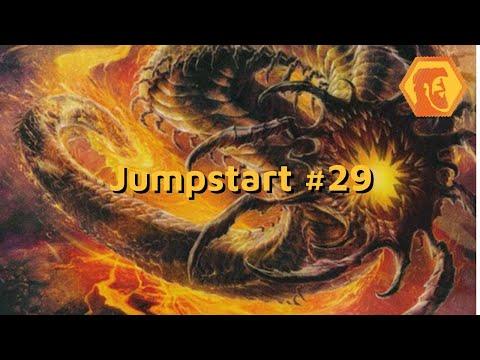MTGA Jumpstart #29 - Destruidor Ecológico
