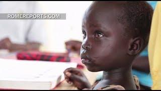 Misionera en Sudán del Sur: �Ir allí es como bajar al infierno�