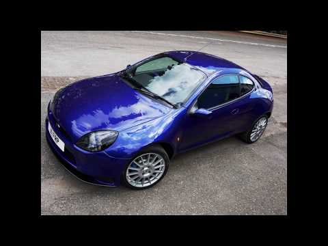 Celebrating the Ford Racing Puma